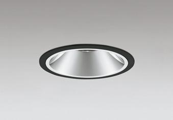 【最大44倍お買い物マラソン】オーデリック XD402546 ダウンライト LED一体型 温白色 電源装置別売 埋込穴φ125 ブラック