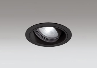 【最安値挑戦中!最大25倍】オーデリック XD403546BC ユニバーサルダウンライト LED一体型 一般型 電球色~昼白色 電源装置別売 埋込穴φ100 ブラック