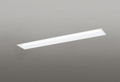 【最大44倍スーパーセール】オーデリック XD504014P6A(LED光源ユニット別梱) ベースライト LEDユニット型 非調光 昼光色 下面開放型(幅190) Hf32W高出力×2灯相当