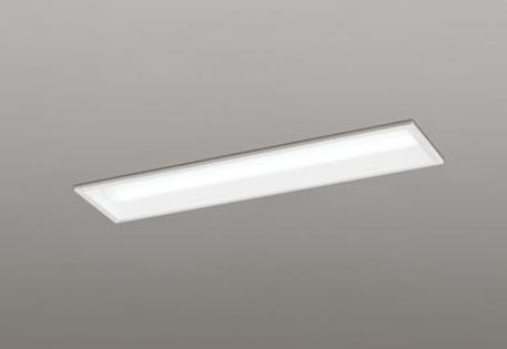 【最安値挑戦中!最大25倍】オーデリック XD504007P1D(LED光源ユニット別梱) ベースライト LEDユニット型 非調光 温白色 下面開放型(幅150) FL20W相当