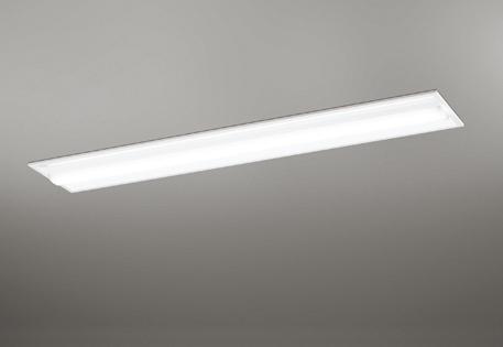 【最大44倍お買い物マラソン】オーデリック XD504020P2A(LED光源ユニット別梱) ベースライト LEDユニット型 非調光 昼光色 Cチャンネル回避型 FLR40W×2灯相当