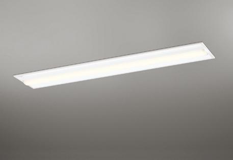【最大44倍お買い物マラソン】オーデリック XD504020P2E(LED光源ユニット別梱) ベースライト LEDユニット型 非調光 電球色 Cチャンネル回避型 FLR40W×2灯相当