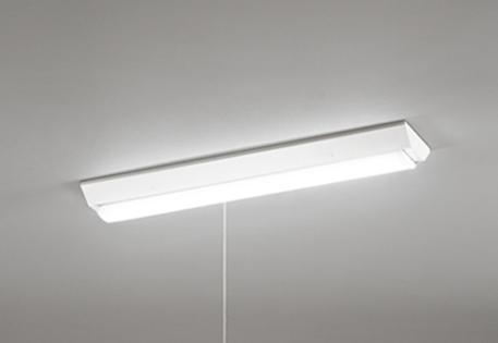 【最大44倍スーパーセール】オーデリック XL501101P1A(LED光源ユニット別梱) ベースライト LEDユニット型 非調光 昼光色 逆富士型(幅150:プルスイッチ付)