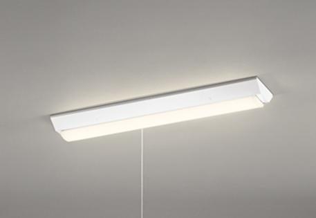 【最安値挑戦中!最大25倍】オーデリック XL501101P1E(LED光源ユニット別梱) ベースライト LEDユニット型 非調光 電球色 逆富士型(幅150:プルスイッチ付)