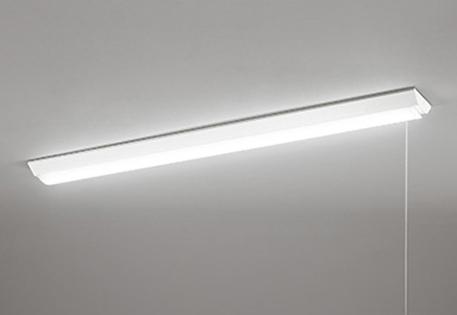 【最安値挑戦中!最大25倍】オーデリック XL501102P1D(LED光源ユニット別梱) ベースライト LEDユニット型 非調光 温白色 逆富士型(幅150:プルスイッチ付)