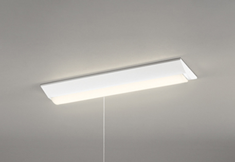 【最大44倍スーパーセール】オーデリック XL501104P1E(LED光源ユニット別梱) ベースライト LEDユニット型 非調光 電球色 逆富士型(幅230:プルスイッチ付)