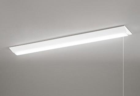 【最安値挑戦中!最大25倍】オーデリック XL501105P1B(LED光源ユニット別梱) ベースライト LEDユニット型 非調光 昼白色 逆富士型(幅230:プルスイッチ付)