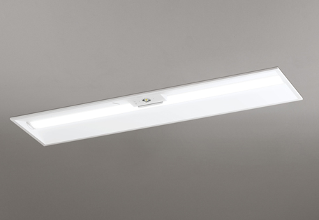 【最安値挑戦中!最大25倍】オーデリック XR507011P2C(LED光源ユニット別梱) 非常灯・誘導灯 LEDユニット型 非調光 白色 リモコン別売 下面開放型(幅300)