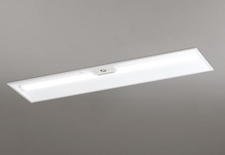 【最安値挑戦中!最大25倍】オーデリック XR507011P2D(LED光源ユニット別梱) 非常灯・誘導灯 LEDユニット型 非調光 温白色 リモコン別売 下面開放型(幅300)