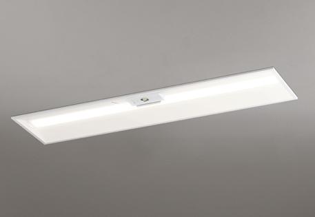 【最大44倍スーパーセール】オーデリック XR507011P4E(LED光源ユニット別梱) 非常灯・誘導灯 LEDユニット型 非調光 電球色 リモコン別売 下面開放型(幅300)