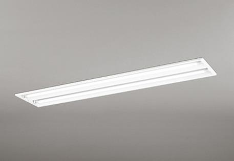 まいどDIY xd266091d オーデリック 即納 XD266091D ランプ別梱 ベースライト 1235×220 2灯用 直管形LED 非調光 温白色 流行 下面開放型 LEDランプ 埋込型