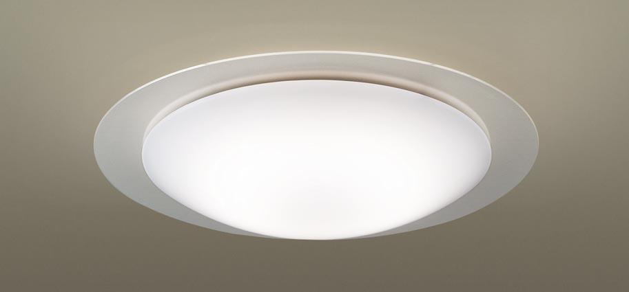 【最安値挑戦中!最大25倍】パナソニック LGC21135 シーリングライト 天井直付型 LED(昼光色~電球色) リモコン調光・調色 カチットF ~6畳 透明枠