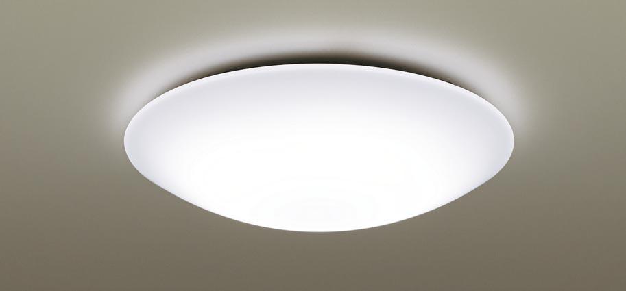 【最安値挑戦中!最大25倍】パナソニック LGC31161 シーリングライト 天井直付型 LED(昼光色~電球色) リモコン調光・調色 カチットF ~8畳 模様入り