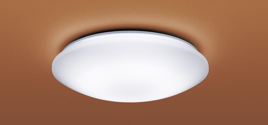 【最安値挑戦中!最大25倍】パナソニック LGC31162 シーリングライト 天井直付型 LED(昼光色~電球色) リモコン調光・調色 カチットF ~8畳 模様入り