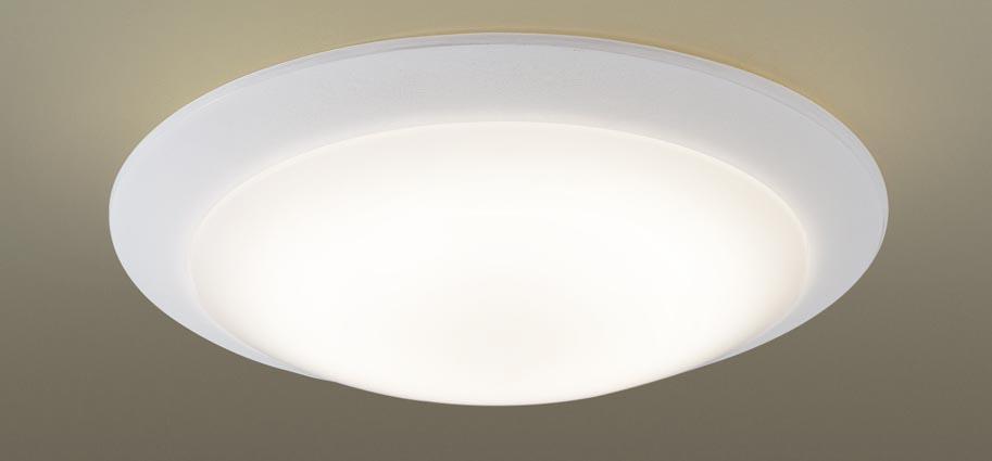 【最安値挑戦中!最大25倍】パナソニック LGC41132 シーリングライト 天井直付型 LED(昼光色~電球色) リモコン調光・調色 カチットF ~10畳 模様入り