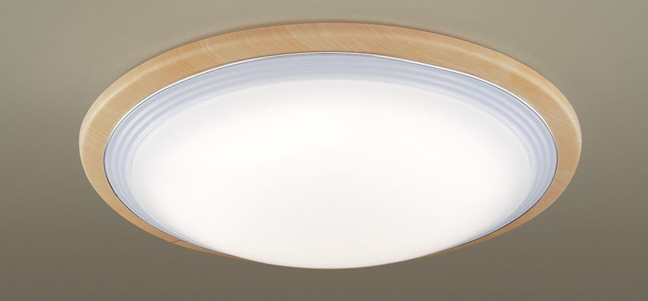 【最安値挑戦中!最大25倍】パナソニック LGC41138 シーリングライト 天井直付型 LED(昼光色~電球色) リモコン調光・調色 カチットF ~10畳 メイプル