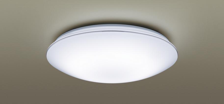 【最安値挑戦中!最大25倍】パナソニック LGC41159 シーリングライト 天井直付型 LED(昼光色~電球色) リモコン調光・調色 カチットF ~10畳 クローム仕上