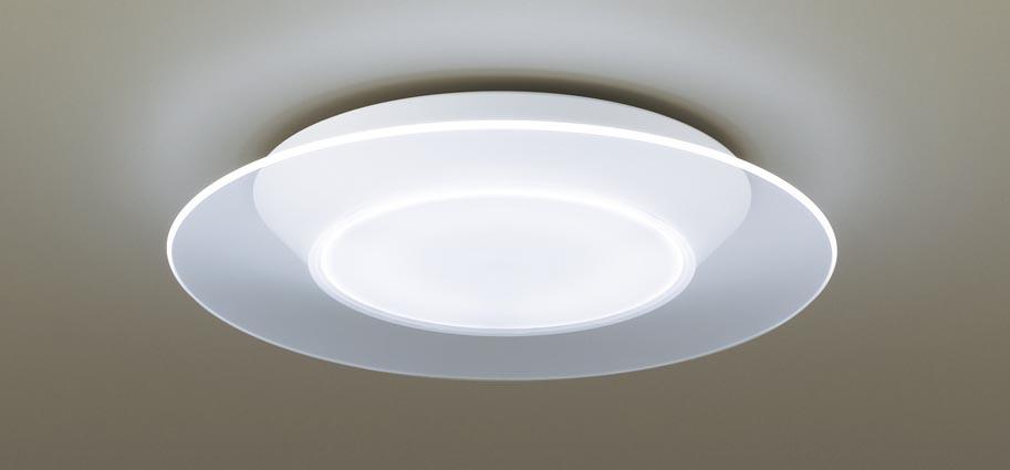 【最安値挑戦中!最大25倍】パナソニック LGC48100 シーリングライト 天井直付型 LED(昼光色~電球色) リモコン調光・調色 カチットF パネル付型 ~10畳 ホワイト