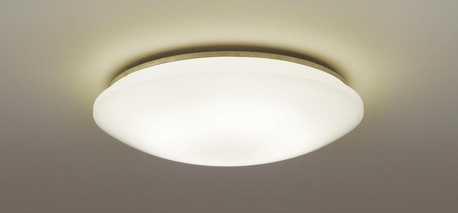 【最安値挑戦中!最大25倍】パナソニック LGC5110V シーリングライト 天井直付型 LED(温白色) リモコン調光 カチットF ~12畳