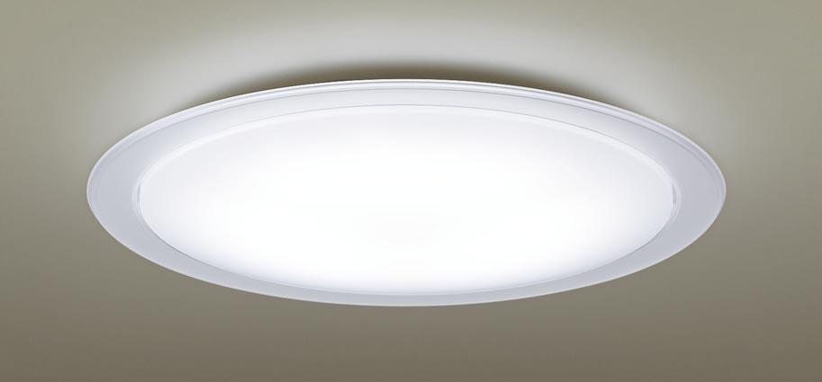 【最安値挑戦中!最大25倍】パナソニック LGC51121 シーリングライト 天井直付型 LED(昼光色~電球色) リモコン調光・調色 カチットF ~12畳 透明つや消し枠
