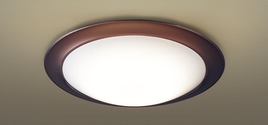 【最安値挑戦中!最大25倍】パナソニック LGC51152 シーリングライト 天井直付型 LED(昼光色~電球色) リモコン調光・調色 カチットF ~12畳 グレージュメタリック