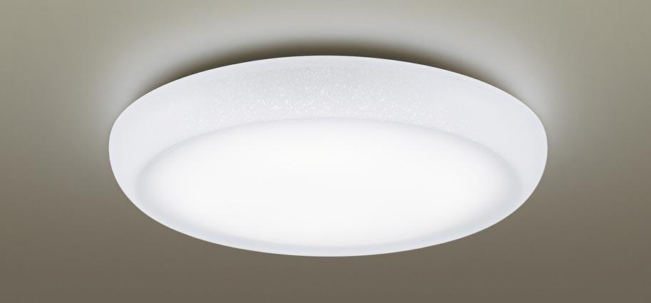 【最安値挑戦中!最大25倍】パナソニック LGC31602 シーリングライト 天井直付型 LED(昼光色~電球色) リモコン調光・調色 カチットF ~8畳 糸巻き模様入り