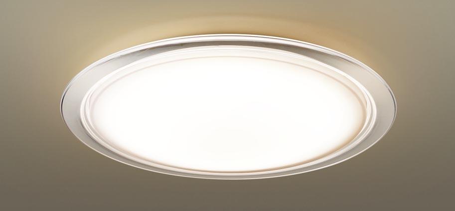 【最安値挑戦中!最大25倍】パナソニック LGCX51163 シーリングライト 天井直付型 LED(昼光色~電球色) カチットF LINKSTYLELED(リンクスタイルLED) ~12畳 透明枠