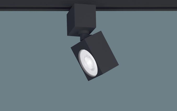 【最安値挑戦中!最大25倍】パナソニック XAS1531NCE1(ランプ別梱) スポットライト 配線ダクト取付型 LED(昼白色) 美ルック 集光24度 ブラック