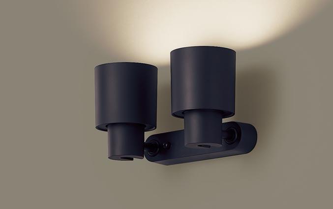 【最大44倍スーパーセール】パナソニック XAS3311VCB1(ランプ別梱) スポットライト 天井直付型・壁直付型・据置取付型 LED(温白色) 美ルック 拡散タイプ 調光(ライコン別売) ブラック