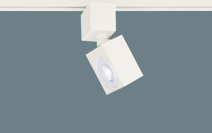 【最安値挑戦中!最大25倍】パナソニック XAS3520NCE1(ランプ別梱) スポットライト 配線ダクト取付型 LED(昼白色) 集光24度 ホワイト