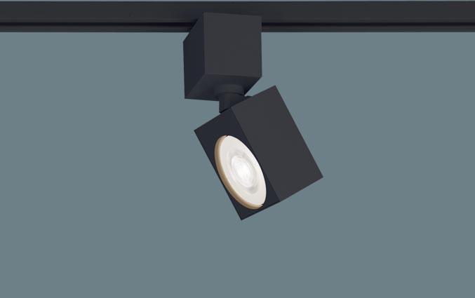 【最安値挑戦中!最大25倍】パナソニック XAS3521VCB1(ランプ別梱) スポットライト 配線ダクト取付型 LED(温白色) 集光24度 調光(ライコン別売) ブラック