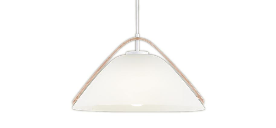 【最安値挑戦中!最大25倍】パナソニック LGB15098 ペンダント 吊下型 LED(電球色) ガラスセード・引掛シーリング方式 白熱電球100形1灯器具相当