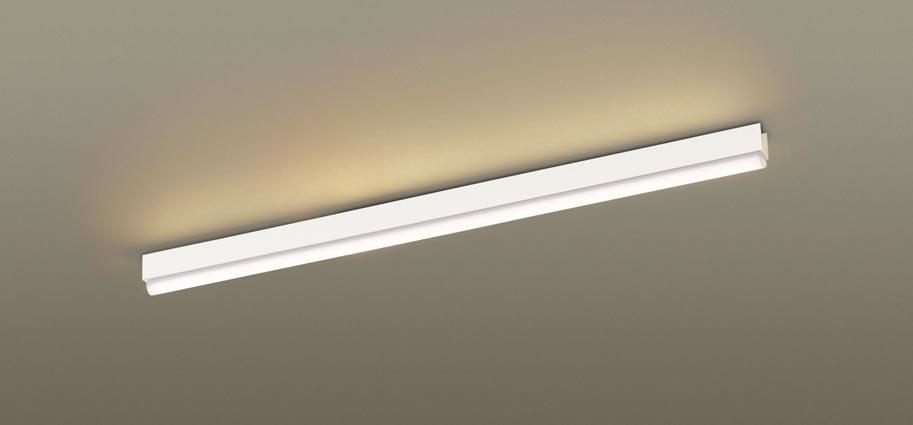 【最安値挑戦中!最大25倍】パナソニック LGB50608LB1 建築化照明器具 天井・壁直付 据置取付型 LED(電球色) 拡散 調光(ライコン別売) L900