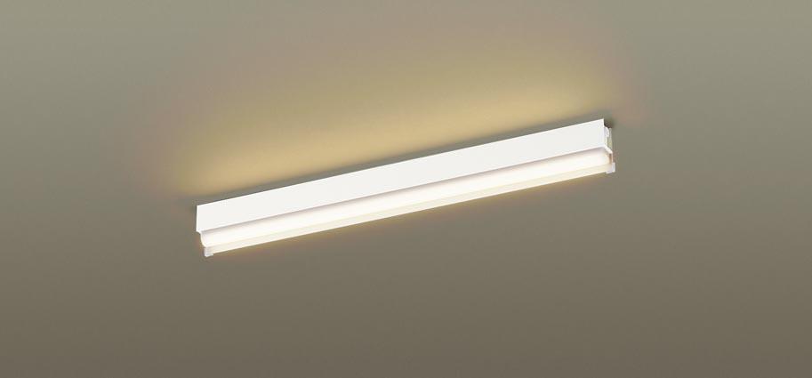 【最安値挑戦中!最大34倍】パナソニック LGB50655LB1 建築化照明器具 天井・壁直付 据置取付型 LED(電球色) 拡散 単体 調光 (ライコン別売) L600 [∀∽]
