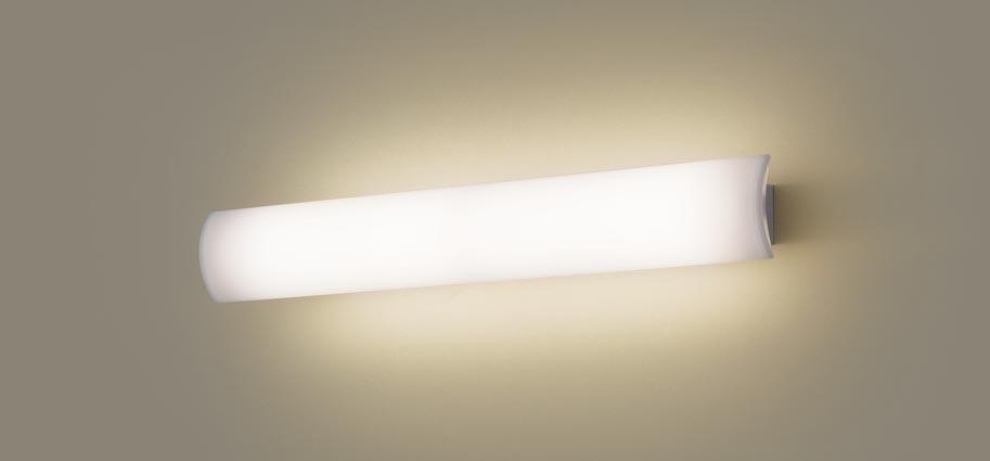 【最安値挑戦中!最大34倍】パナソニック LGB81588LU1 ブラケット 壁直付型 LED(調色) 40形直管蛍光灯1灯相当 拡散 調光 ライコン別売 ホワイト [∀∽]