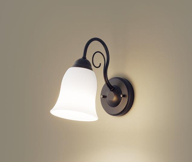 【最安値挑戦中!最大34倍】パナソニック LGB81645K ブラケット 壁直付型 LED(電球色) 白熱電球60形1灯器具相当 60形 [∀∽]