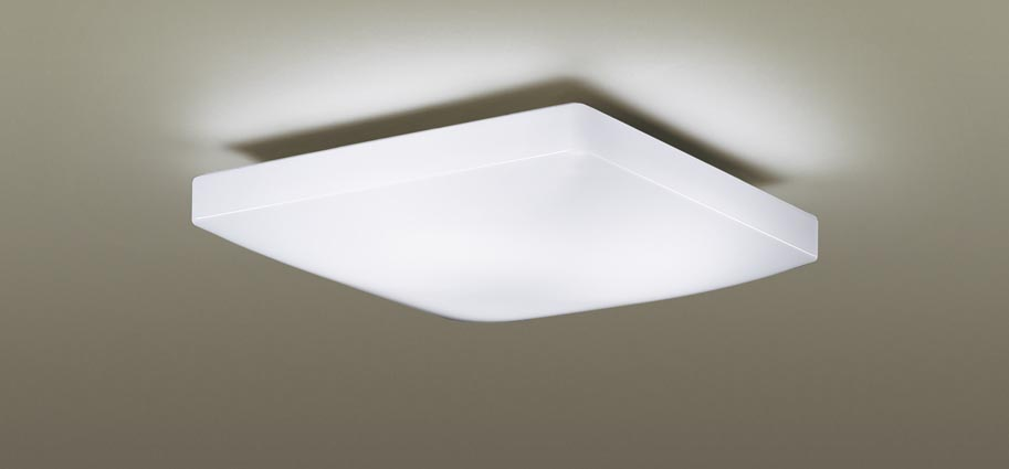 【最安値挑戦中!最大25倍】パナソニック LGBZ0589 シーリングライト 天井直付型 LED(昼光色 ~電球色) リモコン調光・調色 カチットF ~6畳 電源ユニット内蔵