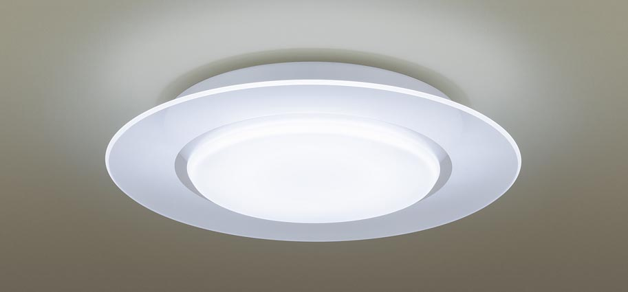 【最安値挑戦中!最大34倍】パナソニック LGBZ1199 シーリングライト 天井直付型 LED 昼光・電球色 リモコン調光調色 ~8畳 透明 [∀∽]