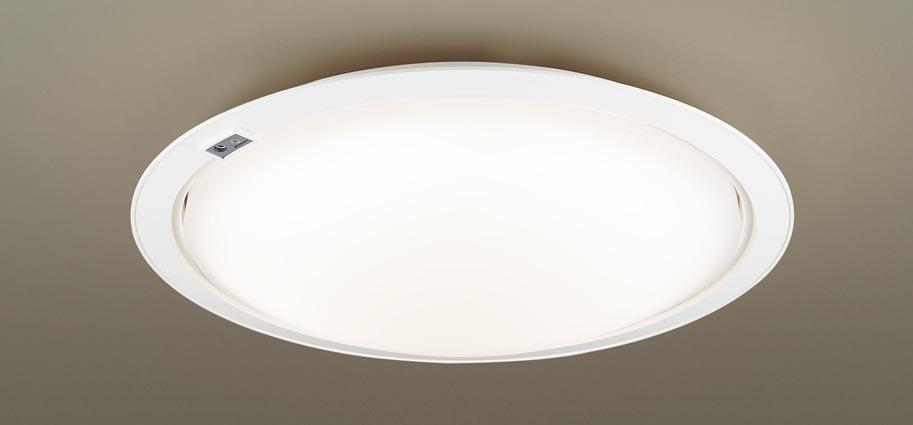 【最安値挑戦中!最大34倍】パナソニック LGBZ1614 シーリングライト 天井直付型 LED(昼光色 ~電球色) リモコン調光・調色 カチットF ~8畳 電源ユニット内蔵 [∽]