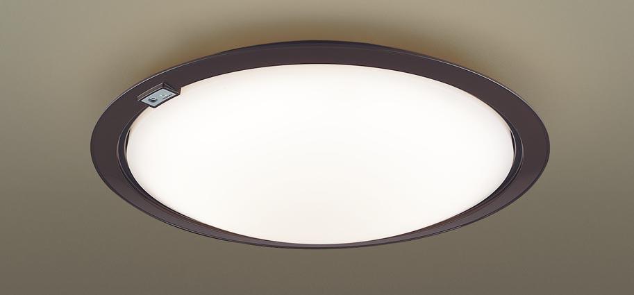 【最安値挑戦中!最大24倍】パナソニック LGBZ2616 シーリングライト 天井直付型 LED(昼光色 ~電球色) リモコン調光・調色 カチットF ~10畳 電源ユニット内蔵 [∽]