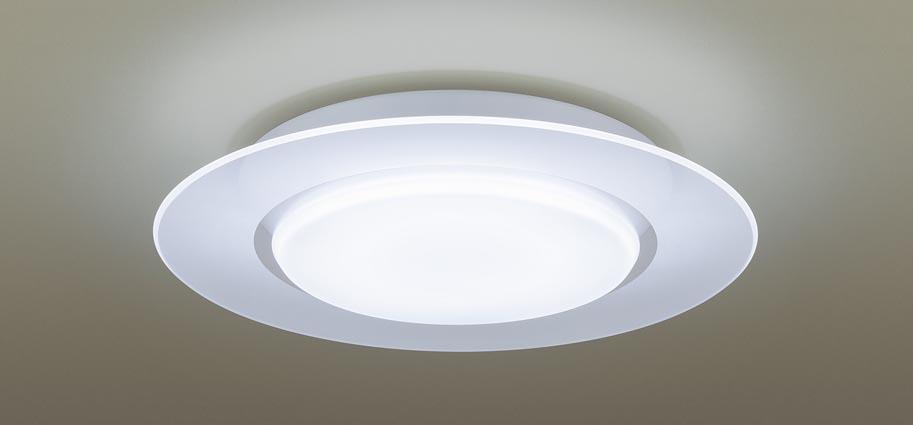 【最安値挑戦中!最大24倍】パナソニック LGBZ3199 シーリングライト 天井直付型 LED 昼光・電球色 リモコン調光調色 ~12畳 透明 [∀∽]
