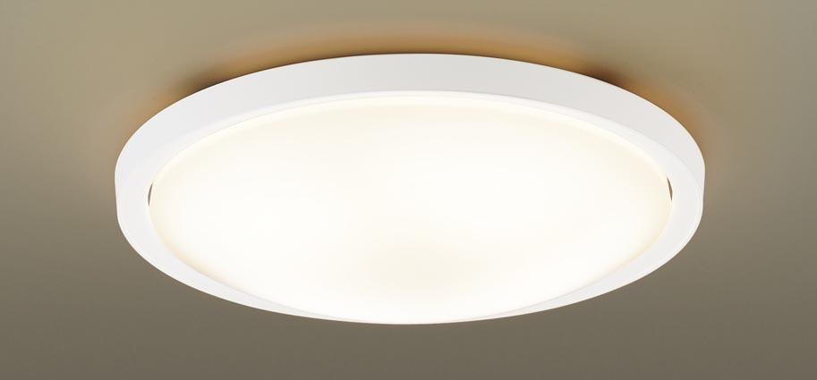 【最安値挑戦中!最大34倍】パナソニック LGBZ5221 シーリングライト 天井直付型 LED(昼光色・電球色) リモコン調光・調色 ~20畳 ホワイト [∀∽]