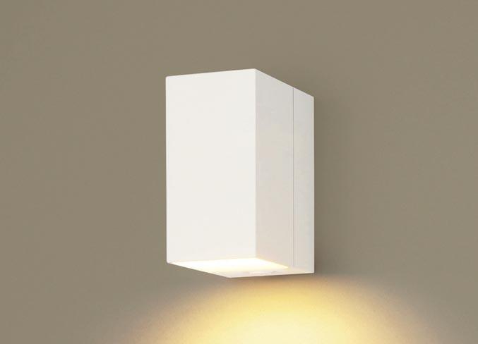 【最安値挑戦中!最大34倍】パナソニック LGWC81566WK ポーチライト ブラケット 壁直付型 LED(電球色) 防雨型 FreePaお出迎え 明るさセンサ付 点灯省エネ型 [∀∽]