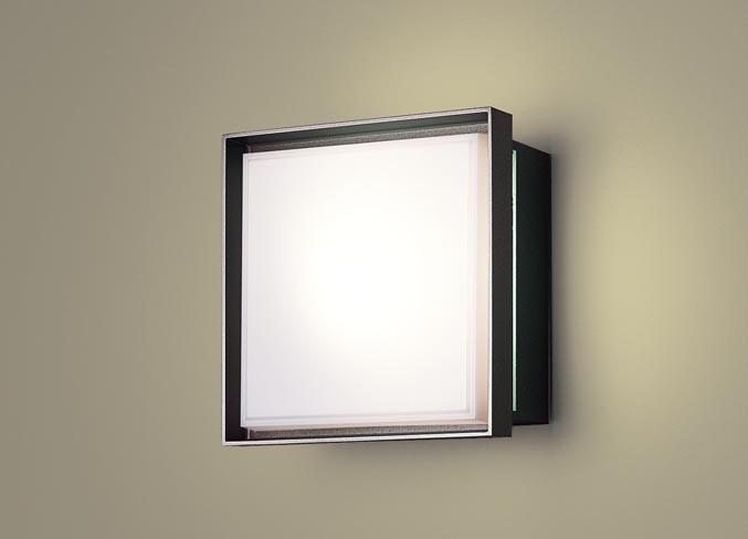【最安値挑戦中!最大34倍】パナソニック LGWC85021BK ポーチライト 壁直付型 LED(電球色) 密閉型 防雨型・FreePaお出迎え・明るさセンサ付・点灯省エネ型 [∀∽]