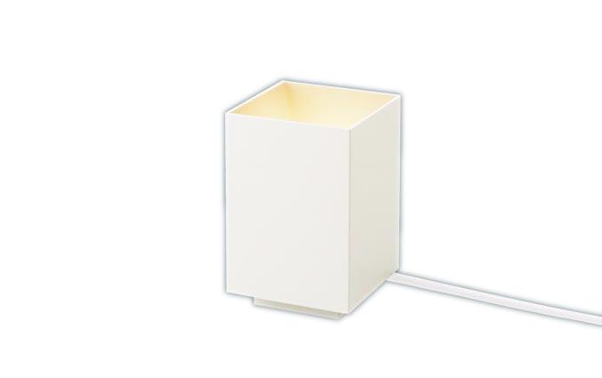 【最安値挑戦中!最大24倍】パナソニック SF075W フロアスタンド LED(電球色) アッパーライト 美ルック フットスイッチ付 集光 ホワイト [∽]