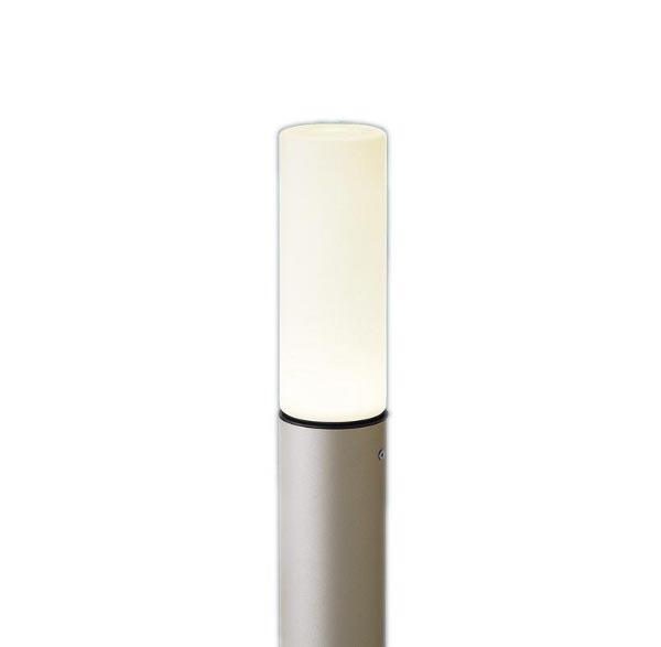 【最安値挑戦中!最大34倍】パナソニック XLGE500YHZ エントランスライト 地中埋込型 LED(電球色) 防雨型/地上高800mm 白熱電球40形1灯器具相当 プラチナ [∽]