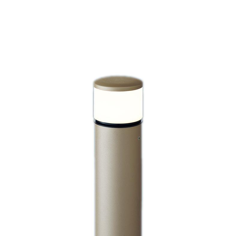 【最安値挑戦中!最大34倍】パナソニック XLGE5041YZ エントランスライト 地中埋込型 LED(電球色) 防雨型/地上高484mm 白熱電球40形1灯器具相当 プラチナ [∽]