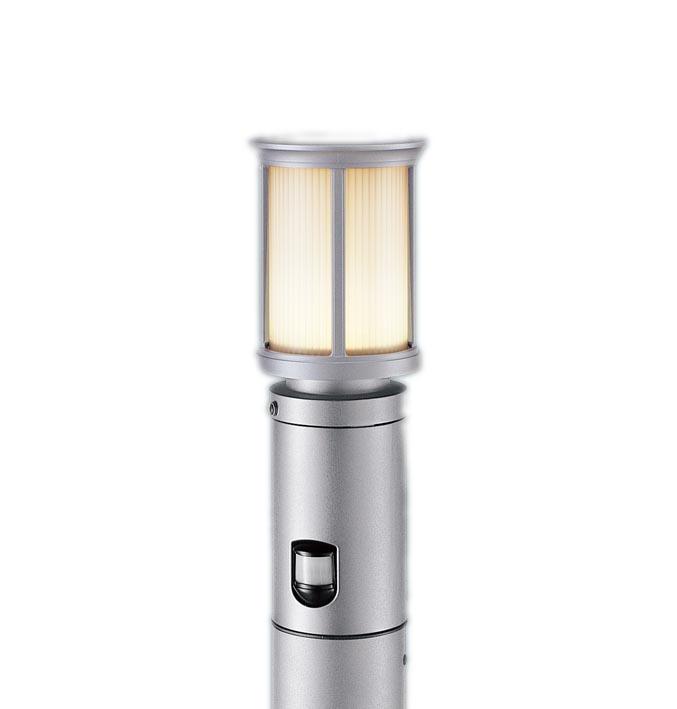 【最安値挑戦中!最大25倍】パナソニック XLGEC510HZ エントランスライト 埋込式 LED(電球色) 防雨型・明るさセンサ付・点灯省エネ型/地上高1054mm