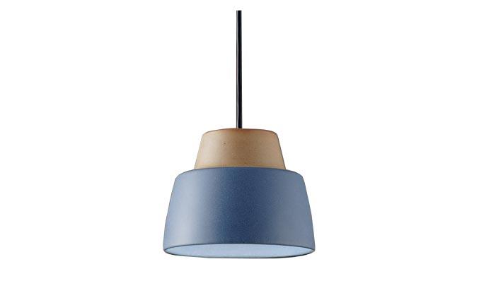 【最安値挑戦中!最大34倍】パナソニック LGB10716LU1 ペンダント LED(調色) 陶器セードタイプ・拡散タイプ 調光タイプ(ライコン別売) ブルー [∀∽]
