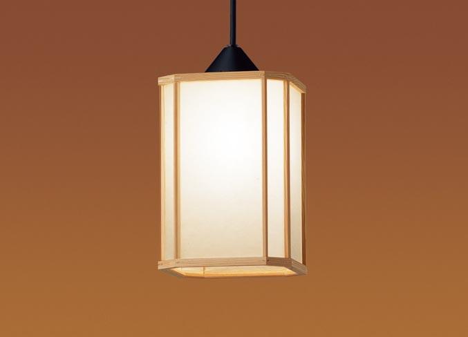 【最安値挑戦中!最大34倍】パナソニック LGB15321Z 和風ペンダント 吊下型 LED(電球色) 引掛シーリング方式 はなさび 守 受注生産品 [∀∽§]